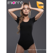 MIORRE MODAL SHORT SLEEVE MUJER BODYSUIT CON SNAP
