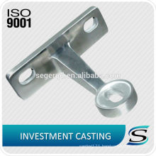 investment casting glass spider fitting