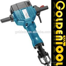 825mm 63J 2200w Power Handheld Rock Breaker Hammer Professionelle tragbare elektrische Beton Brecher GW8079