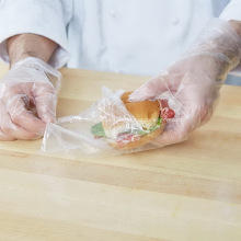 Sacos de embalagem de plástico de vegetais frescos