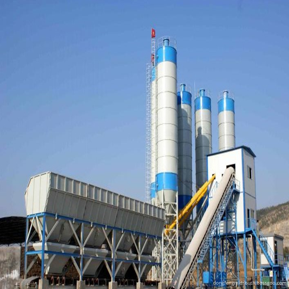 Concrete Batching Plant 1