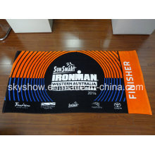 Reactive Printing Beach Towel (SST0325)