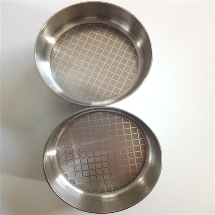 Electroforming Mechanical Sieve