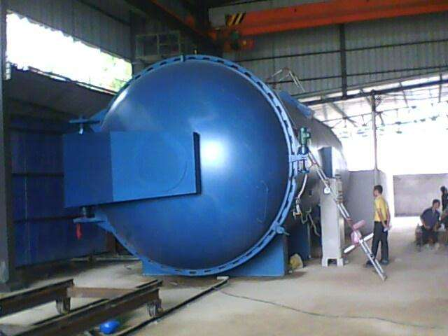 Electric Heating Vulcanizing Autoclave