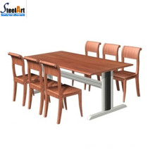 Selling well school library furniture student desk and chair