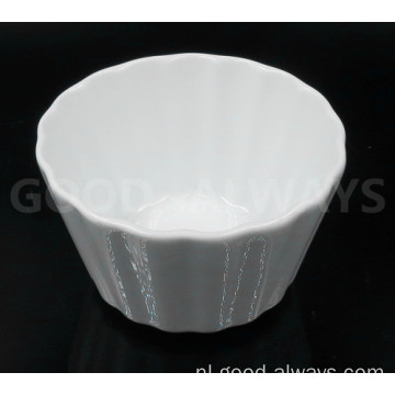 New Bone China Bowl Mini, Snack Serveerschaal Mini