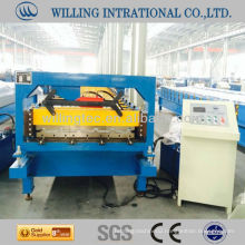 Used metal cable tray roll forming machine for rolling and walling