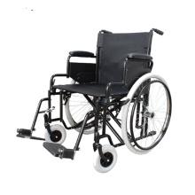 Medizinischer faltender nicht elektrischer manueller Rollstuhl