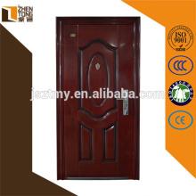 porta da frente projeta portas de segurança em aço