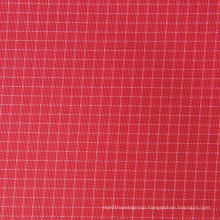 Nylon-Like Cationic Ripstop 3mm Oxford Polyester Fabric