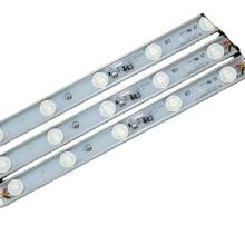 Edgelight aluminium profile led strip , 24V led , 3000K 6000K led light pcb board design led light strip waterproof