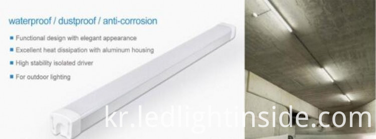30W 40W LED Tri-proof Light
