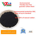 Dust Free Carbon Black for Bicycle Tires