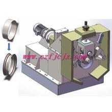 Machine de formage de rouleau de roue hydraulique de roue de voiture