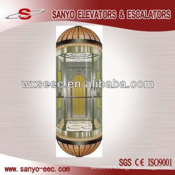 Capsule Panoramique Ascenseur