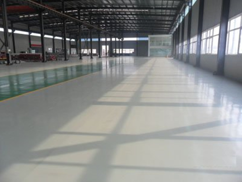 Workshop Semi Matte Wear Resistant Epoxy Self Leveling