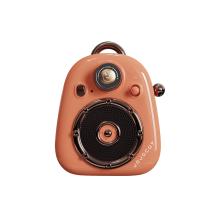 Haut-parleur rétro sans fil avec fonction radio FM/AUX