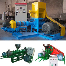 Máquina fácil do moinho da pelota da máquina 120kg da pelota do alimento de peixes da operação