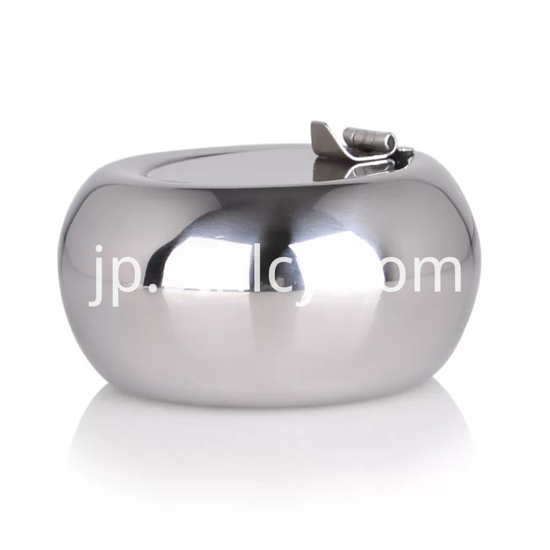 Stainless Steel Ashtray Bin
