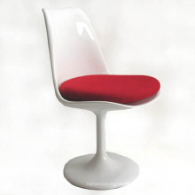 New Bar Fabric Sofa Seat Chairs with Fiberglass Leg