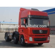 Camion de tête de tracteur de marque de Shacman 6x4 pour le remorquage de remorque