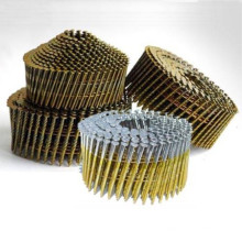 Hot Selling Cheap Bright Wire Coil Nail