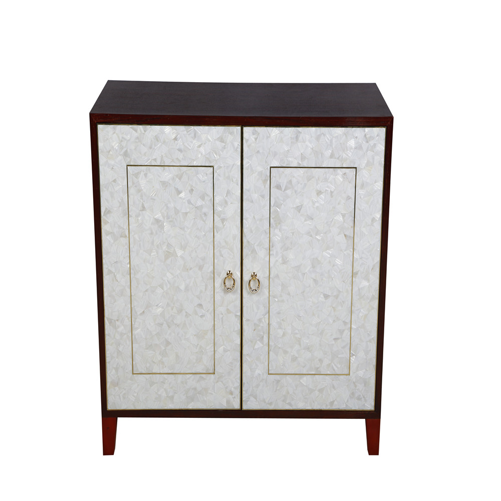 CANOSA 2016 New Style Chinese freshwater shell inlay Living Room Furniture