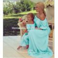 Atacado mamãe e me vestidos de algodão mãe e filha combinando vestido