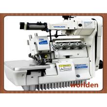 Máquina de costura de quatro-linha de alta velocidade Overock elástica ceia WD-700-4/Lfc-2