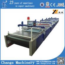 Máquina de impresión de pantalla plana automática SPD Series