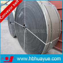 Résistant à l'abrasion ignifuge de bande de conveyeur de PVC / Pvg de noyau entier