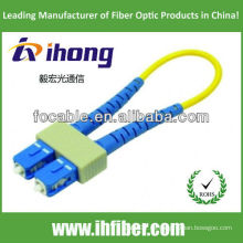 SC de fibra óptica de bucle invertido