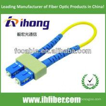 SC fiber optic loopback