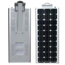 60w integrierte Solarstraßenlaterne