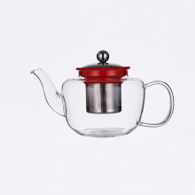 Wholesale Turkish Glass Teapot For The Gas Stove
