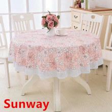 Round Plastic Table Covers