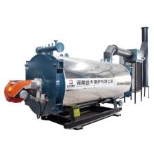 Réchauffeur de fluide thermique au fioul diesel pour contreplaqué