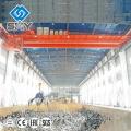 Schüttgut-Handhabungs-Greifer-Brücken-Kran-Ausfall-obenliegender Kran