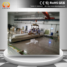 6 meters height transparent reflective film for projection