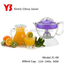 Poderoso juicer naranja