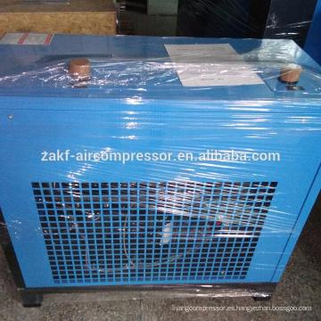 ZAKF refrigerado portátil compresor de aire hiperbárico secador de aire partes de refrigeración