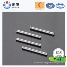 China proveedor ISO 9001 certificada por encargo de precisión Stee Rod de carbono