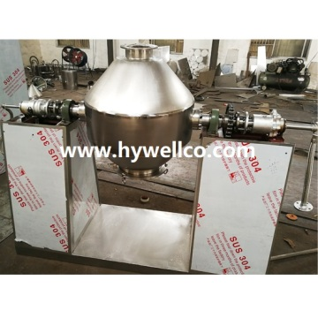 Double Cone Rotating Dryer Vacuum