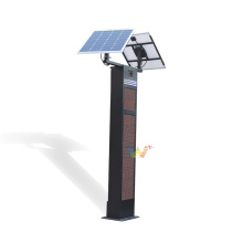 Traffic Safety Integrated solar radar speed screen