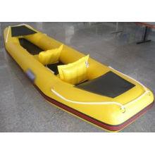 Barco inflável Sk River Rifting Barco de PVC