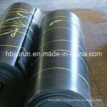 Black Aging Resistant EPDM Rubber Sheet