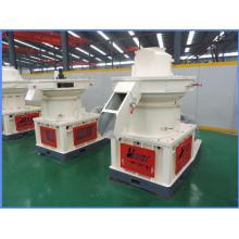 Máquina de pellets de aserrín de combustible de biomasa Zlg560