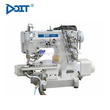 DT600-35BB / EUT / DD Direktantrieb linksseitige Schneider elektrische automatische Trimmer Hochgeschwindigkeitszylinder Bett Interlock Nähmaschine