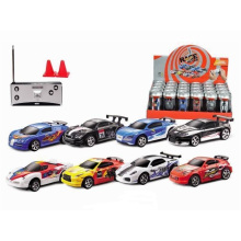1: 58 Radio/C Cars with 4 Function/with Light in Cans