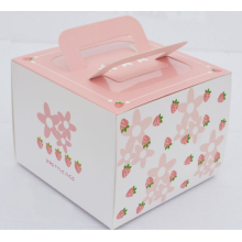 Eco-Friendly Colorful Desain Food Grade Cardboard Gift Box